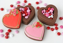 Valentine's Day Sweets / by Janine (sugarkissed.net)