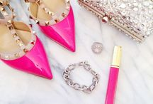 :: Accessories :: / Sapatos, bolsas, colares, lenços... Acessórios que enfeitam {e valorizam} qualquer produção.