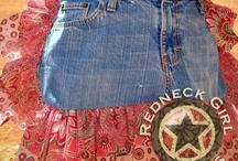 Blue Jeans ~ Denim ~ Etc