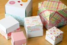 Make your own ... How to ... Boxes, Bags & Packages
