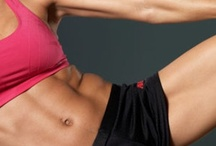 FITNESS | abs / by Heather Price
