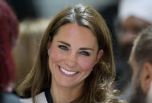 Catherine,  Duchess of Cambridge / by Susan McRae
