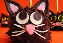 Halloween Treats & Crafts / Have fun baking sweets, decorating your home, and making crafts for the Halloween holiday using these creative ideas for Halloween treats and DIY projects.