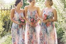 Bridesmaids Dresses / by Susan McRae
