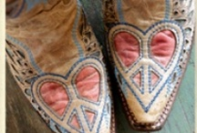 Boots, Beautiful Boots! / by Susan McRae
