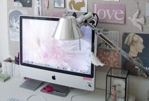 HOME | office / by Heather Price