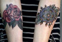 Tattoos / by Marianna