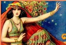 Salome / bellydance inspiration