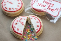 New Years Sweets