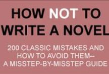 Writing / Tips, notes, and articles about writing. How to write, what to write, why to write, and more.