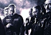 Sons of Anarchy / Best bikers ever / by Hanna Rhoades