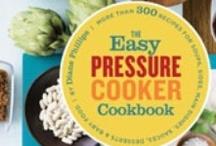 Food ~ Pressure Cooker Recipes