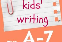 Writing / by Kimberly Miller