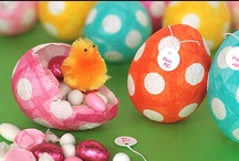 Easter Crafts and Decor / by Janine (sugarkissed.net)