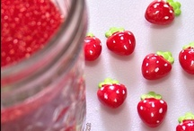 Strawberry Sweets / Recipes and Tutorials for Sweet Treats Made with Strawberries
