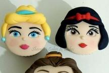 Princess / DIY Princess Crafts, Sweets, and Party Ideas