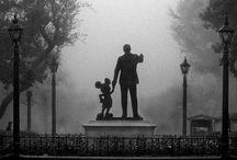 Disney Love  / Yep, I've got a little thing for Disneyland.  Here's some fun trivia, history, and magic memorabilia.