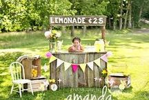 ~ Lemonade Stands ~ / by Jodie Valenti