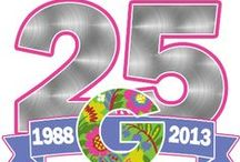 Garden Media Turns 25! / Our 25th birthday is Sept 25th!  Party time!! / by Garden Media Group