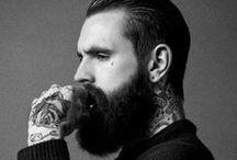 Movember / Fear the Beard, it's facial hair season!