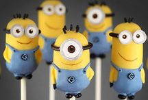 Minions / DIY Minion Crafts, Sweets, and Party Ideas