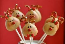Holiday Cake Pops / Looking for holiday cake pop ideas? You've come to the right place!  Contributors: Please make sure all pins link to a holiday cake pop tutorial or recipe and not only a photo. Pins that link directly to the original source are preferred. Thank you. :) / by Janine (sugarkissed.net)