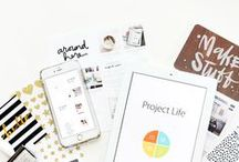 Mobile Memory Keeping / Collection of resources for memory keeping on the go! / by Annette Haring