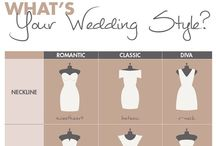 Gown info graphs / Info graphs from the Oscars to wedding gowns to gown styles