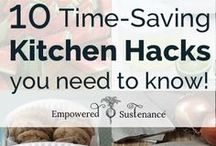 {Kitchen Tips & Hints} / by Sherrill Pierre
