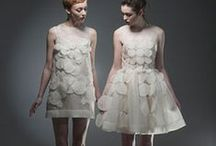 Beautiful Short Wedding Dresses / by Susan McRae