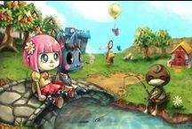 Animal Crossing ♪ / by Dyo Monica