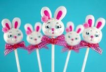 Easter Cake Pops & Bites / A collaborative board showcasing creative Easter cake pops and cake bites to inspire your Easter cake pop creations! / by Janine (sugarkissed.net)