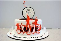 Beatles Cakes / by Susan McRae