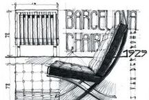 Furniture Design / Any form of design that relates to ergonomics & human factors.