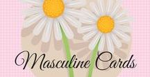 Masculine Cards /   Stampin' Up   masculine cards   cards for men   Stampin' Up cards   card making ideas   papercrafts   Want a special card for the men in your life?  Here are some great ideas using simple designs and images to appeal to men.