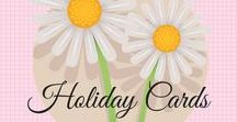 Holiday Cards / Stampin' Up   Stampin' Up cards   card making ideas   papercrafts   Holiday Cards   Holiday Cards handmade    Need a card for Mother's Day, Father's Day, or 4th of July?  Here are some ideas for you.
