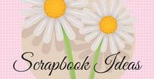 Scrapbook Ideas /   Stampin' Up   scrapbook ideas   scrapbooking layouts   scrapbooking   Love to scrapbook but struggle with layouts.  Here are some simple pages you can use the layout on for your own pictures.