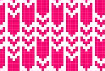 Filet crochet patterns / Filet crochet patterns