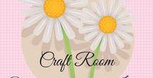Craft room organization and ideas