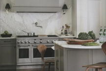 kitchens / by Marianne Simon Design