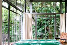 curtains for those windows. and the windows. / by Erin Austen Abbott | Amelia