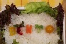 Bentos- Specific Ideas / Ideas for making great Bento Lunches or Food To Go