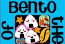 Featured at Bento Blog Network / Weekly Featured Bentos at BentoBlogNetwork.com