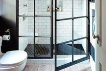 bathroom design / by Erin Austen Abbott | Amelia