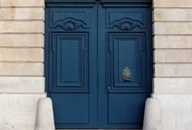 doors i love.   / by Erin Austen Abbott | Amelia