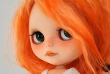 Blythe & Sonny Angel Dolls / Blythe dolls and Sonny Angel Dolls