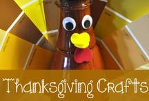 Thanksgiving Ideas & Crafts for Kids