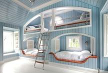 Beach Bunk Rooms