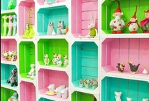 A Girl Needs Drawers & Shelves / Storage solutions for a modern home