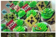 Birthday Party Ideas / by Amy Mandrola